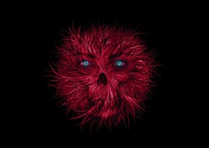 מפלצת אדומה